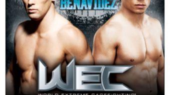 WEC 50 Cruz vs Benavidez 2: Card principal