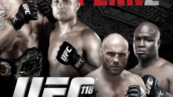 UFC 118 Edgar vs Penn 2: Card principal