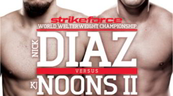 Strikeforce Diaz vs Noons 2: Card principal
