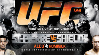 Chat: prévia do UFC 129 St. Pierre vs Shields