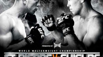 UFC 129 St-Pierre vs Shields: Card principal