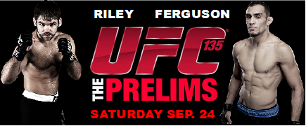 UFC 135 Jones vs Rampage: Prévia do card preliminar