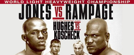 UFC 135 Jones vs Rampage: Prévia do card principal