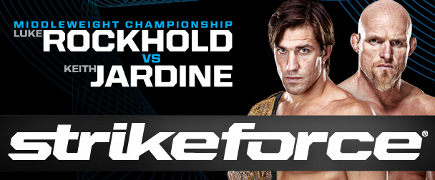 Strikeforce Rockhold vs Jardine: prévia do card principal