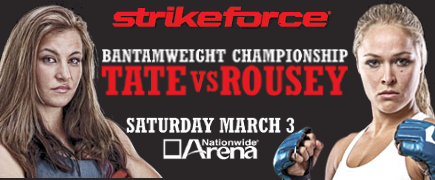 Prévia do Strikeforce: Tate vs Rousey