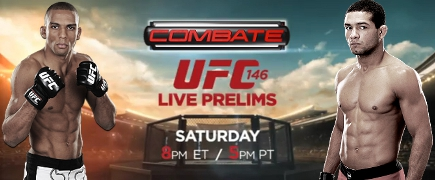 UFC 146: prévia do card preliminar