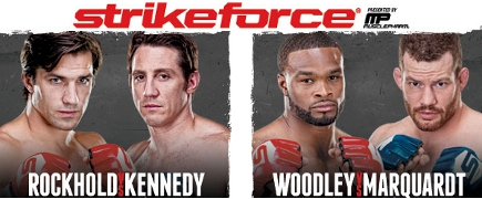 Strikeforce Rockhold vs Kennedy: prévia do card principal