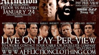 Affliction 2: Day Of Reckoning
