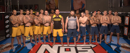 "The Ultimate Fighter 16: Team Carwin vs Team Nelson – ""Bring it!"""