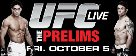 UFC On FX 5: prévia do card preliminar