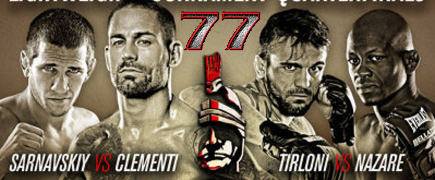 Bellator 77: prévia do card principal