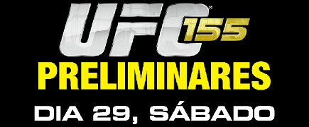 UFC 155: prévia do card preliminar