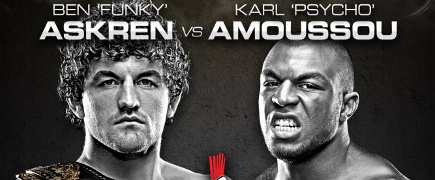 Bellator 86 Askren vs Amoussou: prévia do card principal