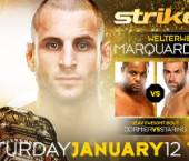 Strikeforce Marquardt vs Saffiedine: prévia do card principal