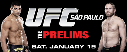 UFC On FX 7: prévia do card preliminar