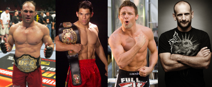 Reality show do Bellator terá Randy Couture, Greg Jackson, Frank Shamrock e Joe Warren como técnicos