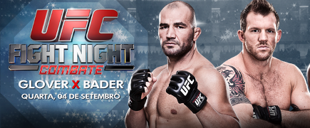 UFC Fight Night Teixeira vs Bader: Prévia do Card Principal