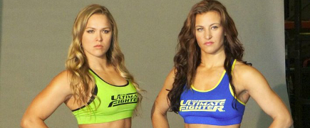 The Ultimate Fighter: Team Rousey vs Team Tate – Episódio 4