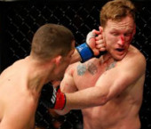 Nate Diaz aniquila Gray Maynard e Team Tate vence as duas finais do TUF 18