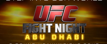 UFC Fight Night Abu Dhabi: Prévia do card preliminar