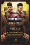 UFC Fight Night 48: Bisping vs Le poster