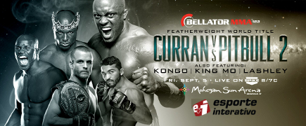 Bellator MMA 123: Curran vs Pitbull 2 – Prévia do Card Principal