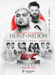 UFC Fight Night 52: Hunt vs Nelson Poster