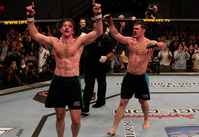 Forrest Griffin vs Stephan Bonnar: os 10 anos da luta mais importante da história do MMA