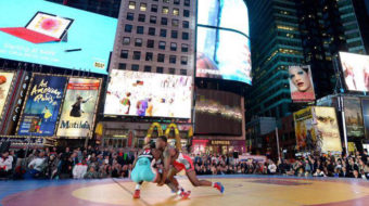 Beat The Streets 2015: as estrelas do wrestling competindo no meio da Times Square