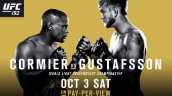 UFC 192: Cormier vs. Gustafsson – Prévia do Card Principal