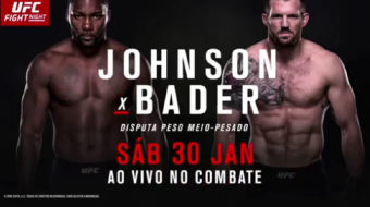 UFC On FOX 18: Johnson vs. Bader – Prévia do Card Principal