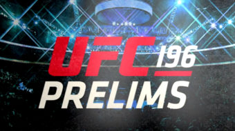 UFC 196 – Prévia do Card Preliminar