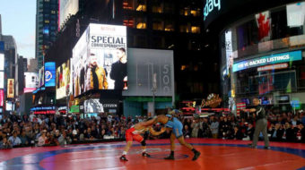 Beat The Streets 2016: as estrelas do wrestling voltam a brilhar nas ruas de Nova York