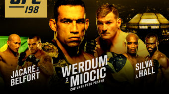UFC 198: Werdum vs. Miocic – Prévia do Card Principal
