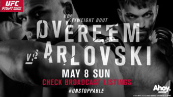 UFC Fight Night 87: Overeem vs. Arlovski – Prévia do Card Principal