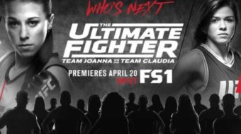 The Ultimate Fighter 23: Team Joanna vs Team Claudia – Último Episódio