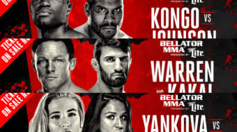 Bellator 161 e ACB 44 movimentam a semana do MMA Além do UFC