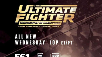 The Ultimate Fighter 24: Team Benavidez vs Team Cejudo – Episódio 1