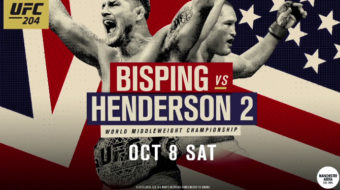 UFC 204: Bisping vs. Henderson 2 – Prévia do Card Principal