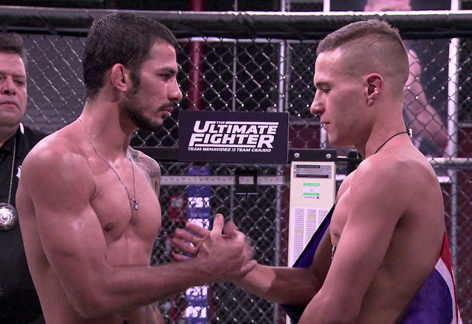 The Ultimate Fighter 24: Team Cejudo vs Team Benavidez – Episódio 8