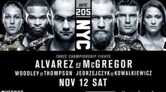 UFC 205: Alvarez vs. McGregor – Prévia do Card Principal