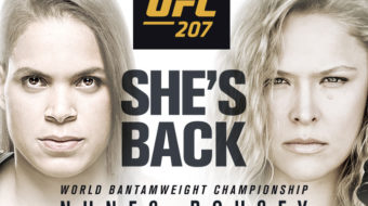 UFC 207: Nunes vs. Rousey – Prévia do Card Principal