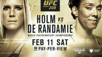 UFC 208: Holm vs. de Randamie – Prévia do Card Principal