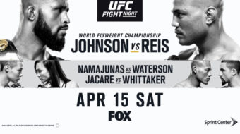 UFC On FOX 24: Johnson vs. Reis – Prévia das Lutas Principais