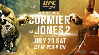 UFC 214: Cormier vs. Jones 2 – Prévia do Card Principal