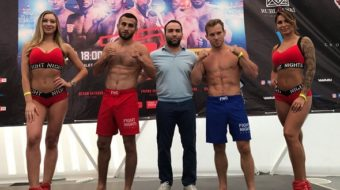 Josh Hill finaliza Grachik Engibaryan no Fight Nights Global 72