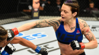 Joanne Calderwood enfrenta Bec Rawlings no UFC Fight Night 121