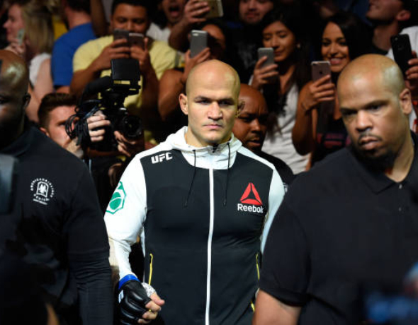 Junior Cigano confirma doping por diurético e pedirá contraprova