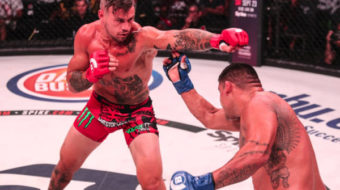 Brennan Ward enfrenta David Rickels no Bellator 185