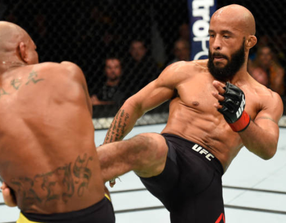 Demetrious Johnson assume a liderança do ranking peso por peso